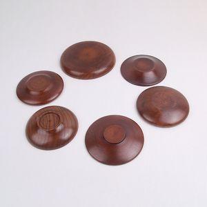 Bol Style Japonais Vaisselle Circulaire Woodiness Rayure Adulte Utilisez Plateau Couleur Pure Originalité Léger Rafraîchissements Plat À Dessert Manufa8 5zl p1