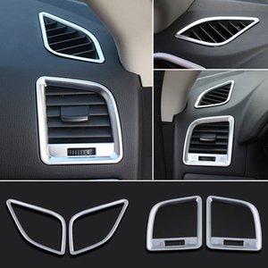 ABS Chrome Cromato Climatizzatore Vent Presa per Mazda CX-5 CX5 2012-2015