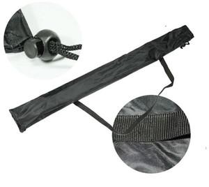 Nylon Outdoor Trekkingstöcke Armaturen Tragbare Schwarze Tasche Anti Verschleiß Umweltfreundliche Stick Tasche Falten Heißer Verkauf 2 8clI1