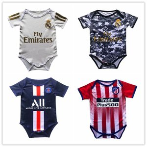 20 21 football soccer jersey 2020 2021 kids baby infant boy designer clothes diaper bags diaper bag  strollers new born Mexico Paris Real Madrid Manchester United Chelsea