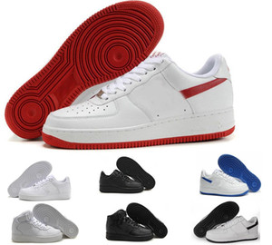 7 цветов высокая низкая белый черный красный синий Dunk Мужчины Женщины Sports кроссовки открытый обуви кроссовки мужские ботинки конька 36-45