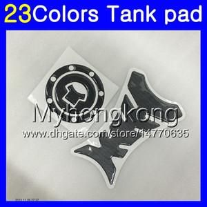 3D Carbon Fiber Tank Pad For HONDA CBR1100XX Blackbird 96 97 98 99 00 01 02 03 04 05 06 07 1100XX MY128 Gas Tank Cap Protector sticker decal