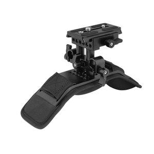 CAMVATE Pro montaje del hombro Con Manfrotto Quick Release Plate 15 mm de montaje variable Railblock Código del artículo: C2445