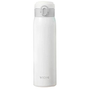 Viomi New Stainless Steel Vacuum 24 Hours Flask Water Smart Bottle Single Hand On