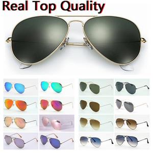 designer sunglasses top quality original pilot men women sun glasses des lunettes de soleil original leather cases, box, good for resell!