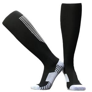 2019 الرجال المضادة للانزلاق الجوارب القطنية كرة القدم الجوارب تنفس calcetines truesox الرياضية الجري الطائرة الدراجات النساء جوارب