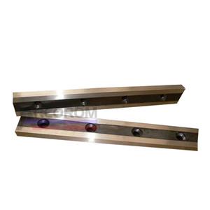 Стальная металлическая режущая лезвие Высокое качество / из тикового каркаса лезвия для пилы / карбид вольфрама со специальным потрясенным / сдвигающим лезвием / ножом