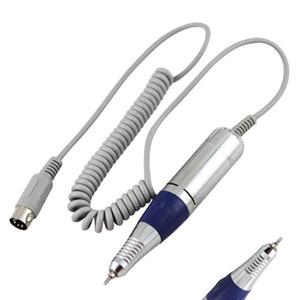 المحمولة خفيفة الوزن الكهربائية مسمار الحفر القلم مقبض مسمار الوردي ، الأزرق مانيكير 288 ، 278 قبضة