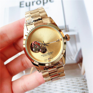 Top Brand High Quality Men and Women Watches Automatic Movement Sample Designer Watch 35mm Case Diamond Scale President Strap Waterproof
