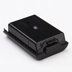 2020 배터리 커버 도어를 들어 X 박스 360 무선 컨트롤러 블랙 화이트 컬러로 돌아 가기 케이스 쉘 팩 키트 박스 360 게임 패드