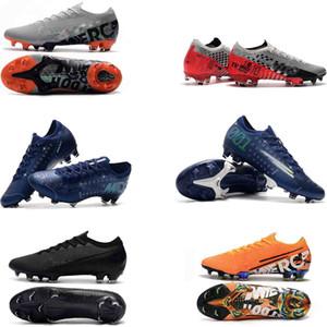 2019 мужские Mercurial Superfly VI 360 Elite Ronaldo FG CR футбольные бутсы 13 элитные футбольные бутсы с низкой лодыжкой футбольные бутсы