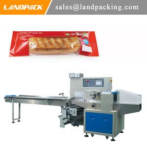 Ekmek Yatay Paketleme Makinesi Kalite Paketleme Makinesi Tedarikçisi