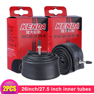 Kenda Bike Inner Tube For Mountain Road Bike Tyre Butyl Rubber Bicycle Tube Tire 26 27.5 700c Presta Schrader Valve Tube