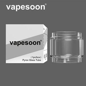 Аутентичные Vapesoon FAT EXTEND BUBBLE стеклопроводная труба для SKRR Stick V9 Max TFV12 Prince TFV16 Lite MFENG Crown 4 TFV9 Сокол король и т. Д.
