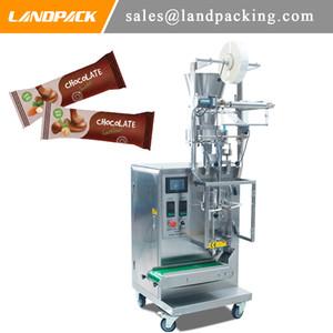 Chocolate Multifuncional automático Formulário Vertical Bombom Fill Seal Máquina 1g ~ 100g de grãos máquina de embalagem