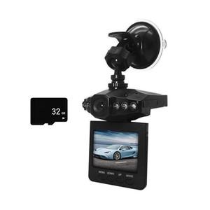 Coche DVR Grabador de conducción con la tarjeta de 32G TF HD 1080P visión nocturna