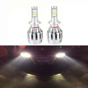 2PCS H7 60W Car LED Headlight Bulbs Auto Headlamp 12v 24v