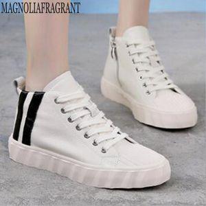 Sonbahar kış yeni kadın ayakkabıları Moda düz Sneakers Bayan Nedensel tek ayakkabı Kadın Gerçek Deri Küçük beyaz y656