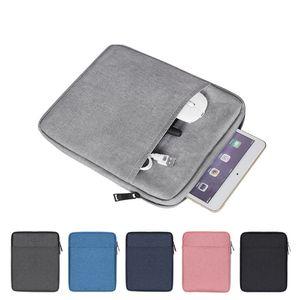 Için ipad kılıf 9.7 inç düz vaka mini 123 456 polyester malzeme keçe çanta özel logo
