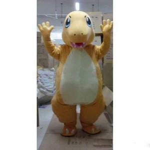 2020 Discount factory sale EVA Material Helmet Fire breathing Dragon Mascot Costumes Crayon Cartoon Apparel