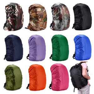 45L Lightweight Nylon Water-resistant Waterproof Backpack Rain Cover Raincoat For Camping Hiking Travel Outdoor 35 45 55 70 80L