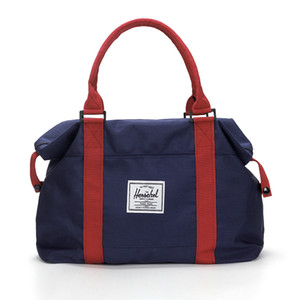 حقائب الأمتعة للنساء اليد السفر إمرأة حقيبة نهاية الأسبوع سعة كبيرة ليلة وضحاها الرجال السيدات حقائب واق من المطر حقائب اليد الكبيرة القماش الخشن