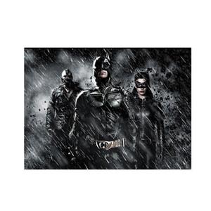 Venta al por mayor Batman Metal Painting Martin Metal Signs Tin Painting 20 * 30cm Bar, Cafe, KTV Home shop Decoración de pared Pintura metálica