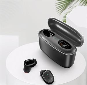 Bt 5.0 Controle Touch HD qualidade de som Correr Desporto Earbuds Waterproof Em fone de ouvido Bluetooth Fones J3 # OU753