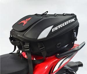 Frete grátis Moto motocicleta Mochilas reflexivas cavaleiro off-road mochilas de corrida off-road sacos / sacos de desporto de ciclismo com zíper Sacos de banco de trás
