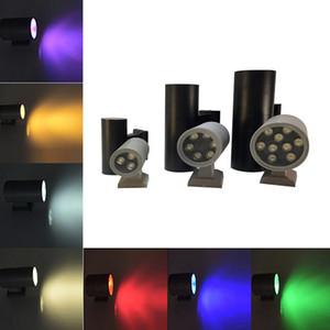 6 Вт 12 Вт 18 Вт 24 Вт 36 Вт Наружные Настенные LED Up Down LED Настенный Светильник Декоративный Экстерьер Сад Современные LED Украшения Стены AC 85-265 В Водонепроницаемый