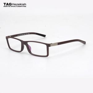 Оптовы 2017 ретро моды для мужчин бренда TAG кадра Езекии спортивных очков металл TH0512 ботаник очки кадра памяти женщин