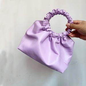 Mini Luxury Fashion Designer Handbags Soft Evening Clutches Women Shoulder Bags 2020 Pu Leather Dumpling Totes Bags and Purses