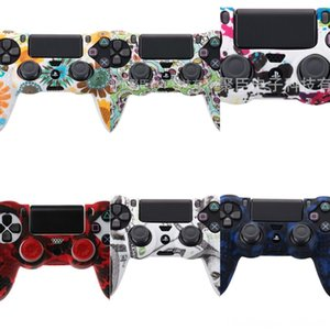 NVjix Chrome Cover Skin Shell Housing Case Paint For Sony PlayStation 4 PS4 Controller