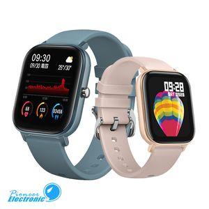 P8 Smart Watch Men Women Wristband Sport Clock IP67 Waterproof Heart Rate fitness tracker smartwatch reloj inteligente tracker For phone