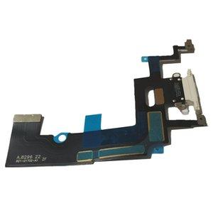 1xUSB carregamento Porto Flex Cable w / substituição Mic para xr iphone
