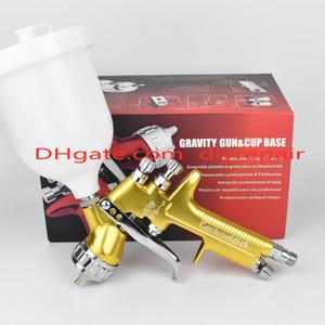 Edição limitada de Alta Qualidade Golden GFG Pro Profissional Pistola HVLP Auto Pistola de Alta Eficiência Spray de Nevoeiro