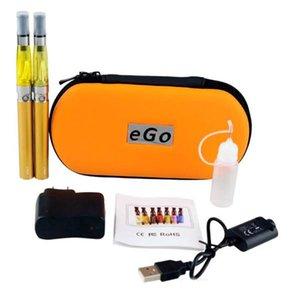 Electronic Double Liquid Cigarette Vaporizer Cigarette Ego Battery Ego-t CE4 E Ce4 Starter 510 For E Vapes Kits Tank Smoking Vape Mod Ivkvj