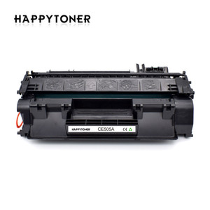 HAPPYTONER Toner Cartridges For HP 505A
