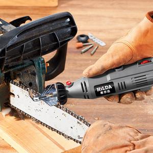 HILDA Chain Saw Sharpening Attachment Guida per affilare il trapano