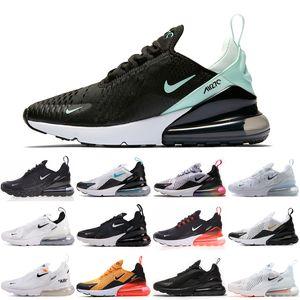 Nike air max 270 27c 2020 nouvelles couleurs Hommes Femmes Chaussures Baskets Homme Sports Athlétiques 27 Gym Femme Marche de l'air extérieur Chaussures de sport