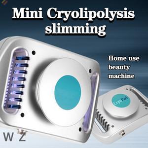 Haute qualité !!! Mini machine de congélation Lipo amincissante de machine de congélation Cryo à la maison portative d'utilisation à la maison portative amincissant le corps de machine amincissant le CE / DHL de machine