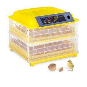 Egg Incubator automatico incubatrice Hatcher Chiaro Uovo Accensione Controllo di temperatura Poultry Hatcher Farm Hatchery casa Brooder