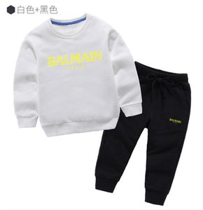 2020 Baby sweater Clothing Sets Children's Garment Autumn And Winter New Pattern Male Girl Sweater Suit childrens 2-8 years jacket coat DB