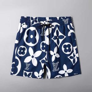 20 alta calidad Variedad Bañador playa resaca del verano pantalones cortos Junta impresa letra Pantalones cortos Ropa de caballero Bañador de natación