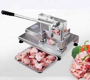Кость пила Коммерческая Bone резки Замороженное мясо резак машина для резки говядины Ребра Мясо рыбы