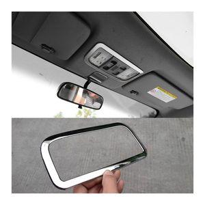 Garniture intérieure en acier pour couverture de lampe de lecture pour Honda CRIDER 2013 ~ 2016