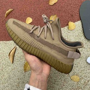 2020 новый модный дизайнер роскошные мужские женщины Kanye zapatos off safety shoes для мужчин платформа star Sneaker white Desert Sage sock кроссовки