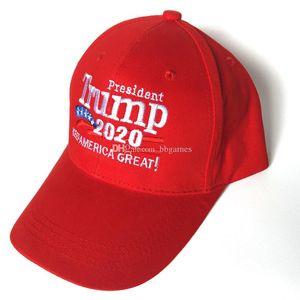 Donald Trump 2020 Baseball Caps fazer América Great Again chapéu bordado manter a América grande chapéu bonés Republicano Presidente Trump k0491