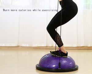 Best Selling Yoga emisfero speciale Yoga a prova di esplosione onda Speed Ball Balance Fitness palla nell'emisfero Sport Fitness Special