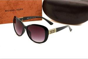 Nouveau Haute Qualité Mode 8891 Lunettes de soleil De luxe miroir ombre marque Designer Mesdames Lunettes Rétro lunettes Classic Pilot lunettes de soleil